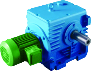Heliworm_Geared_Motor_with_solid_Shaft